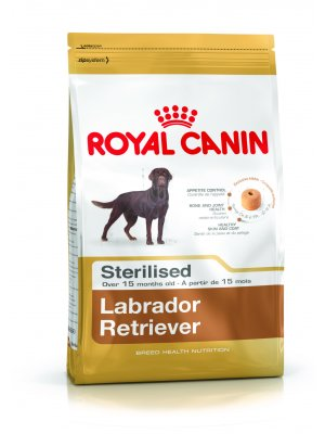 Royal Canin Labrador Sterilised Adult 12kg