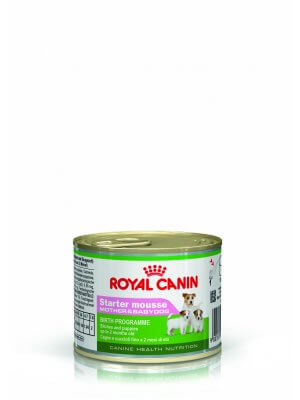 Royal Canin Starter Mousse Mother & Babydog 195g