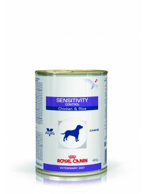Royal Canin Sensitivity Control Chicken & Rice 420g