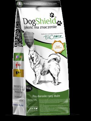 Dogshield Psy Dorosłe Rasy Duże 15KG