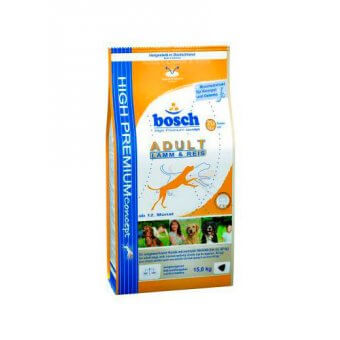 Bosch HPC Adult Jagnięcina z Ryżem 3 kg