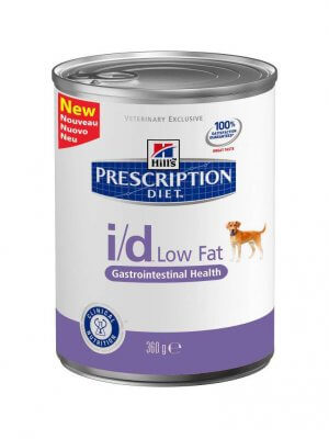 Hill's Prescription Diet I/D Low Fat 360g