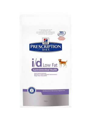 Hill's Prescription Diet I/D Low Fat 1,5kg