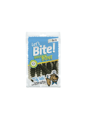 Brit Let's Bite Brushin Bone 90 g