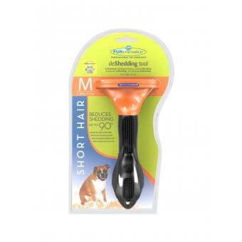 FURminator dla Psiaków krótkowłosych - M