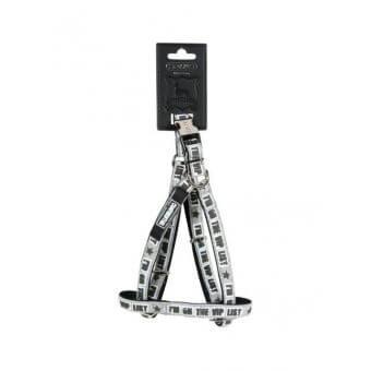 Zolux Envy Vip Szelki Regul. 15 mm - Szare