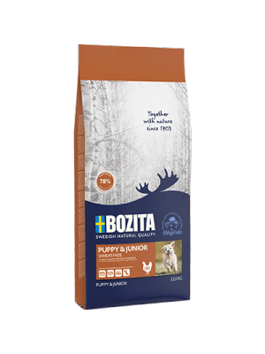Bozita Puppy & Junior 2kg