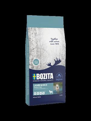 Bozita Lamb & Rice Bez Pszenicy 12kg