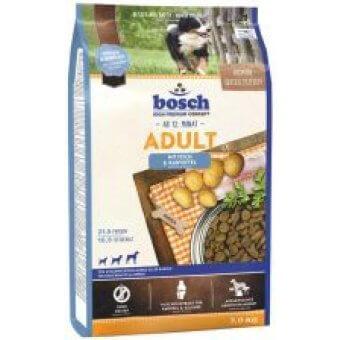 Bosch HPC Adult Ryba i Ziemniak 15 kg