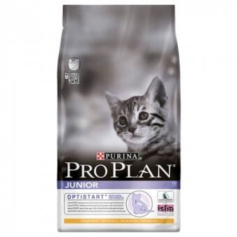 PURINA PRO PLAN JUNIOR KURCZAK I RYŻ 0,4kg