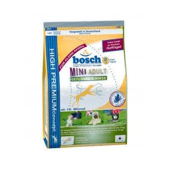 Bosch HPC Mini Adult Drób i Proso 3 kg