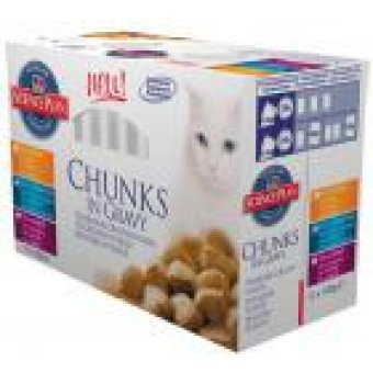 HILL'S SCIENCE PLAN ADULT MULTIPACK CLASSIC 12x85g