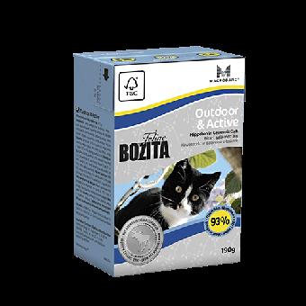 Bozita Cat Outdoor&Active 190g