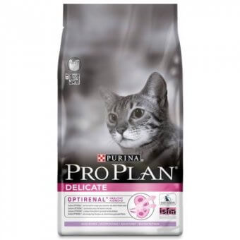 PURINA PRO PLAN DELICATE INDYK 0,4kg