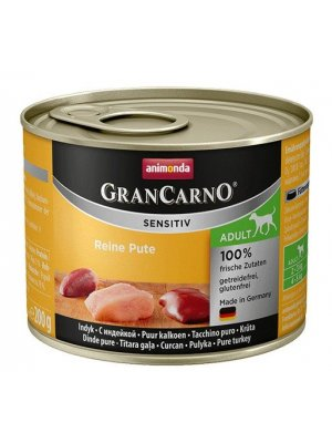 Animonda GranCarno Sensitiv Indyk 200g