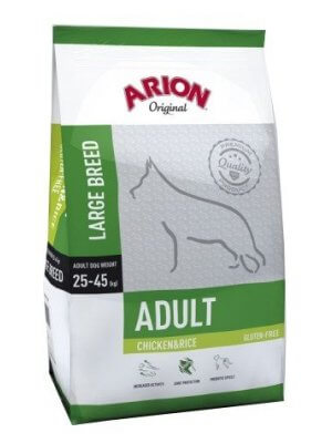 Arion Original Adult Large Kurczak z Ryżem 12 kg