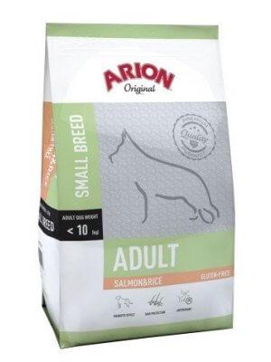 Arion Original Adult Small Łosoś z Ryżem 3 kg
