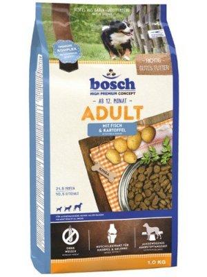Bosch HPC Adult Ryba i Ziemniak 1 kg