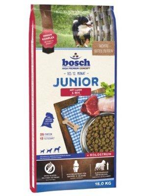 Bosch HPC Junior Jagnięcina z Ryżem