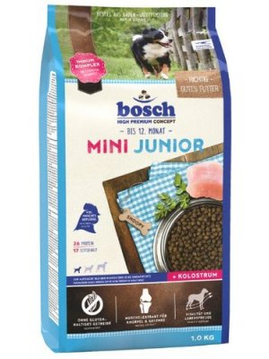 Bosch HPC Mini Junior 1 kg