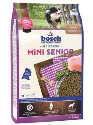 Bosch HPC Mini Senior 2,5 kg