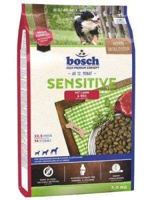 Bosch HPC Sensitive Jagnięcina z Ryżem 3 kg
