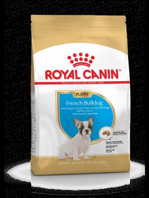 ROYAL CANIN French Bulldog Puppy 1kg karma sucha dla szczeniąt ras Buldog Francuski