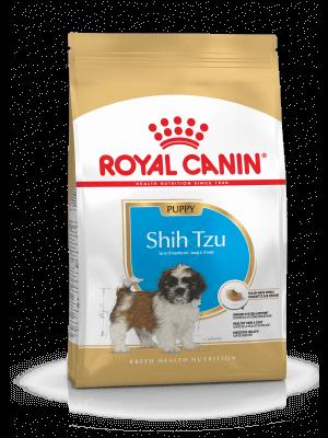 ROYAL CANIN Shih Tzu Puppy 1,5kg karma sucha dla szczeniąt rasy Shih Tzu