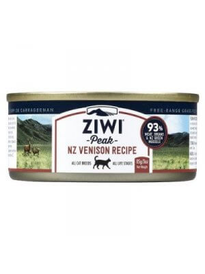 Ziwi Peak Cat Venison 85g - mokra karma dla kota z dziczyzną