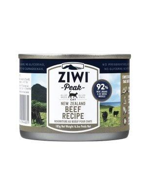 Ziwi Peak Cat Beef 185g - mokra karma dla kota z wołowiną