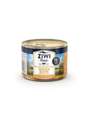 Ziwi Peak Cat Chicken 185g - mokra karma dla kota z kurczakiem