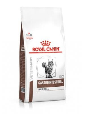Royal Canin Vet Gastrointestinal Hairball 4 kg