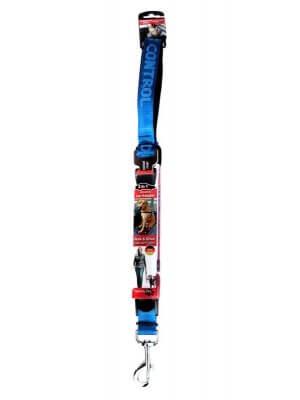 PATENTO PET Smycz Miejska Basic Niebieska 120cm