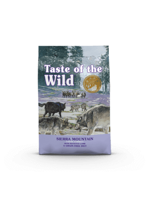 Taste Of The Wild sierra mountain 12,2kg