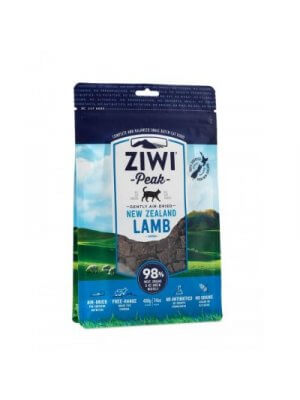 Ziwi Peak kot Lamb 400g - sucha karma dla kotów z jagnięciną