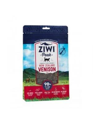 Ziwi Peak kot Venison 400g - sucha karma dla kotów z dziczyzną