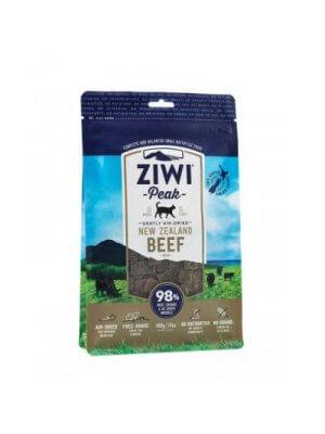 Ziwi Peak kot Beef 400g - sucha karma dla kotów z wołowiną