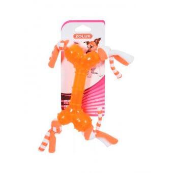 Zolux TPR Pluszowo-kauczukowa Kość