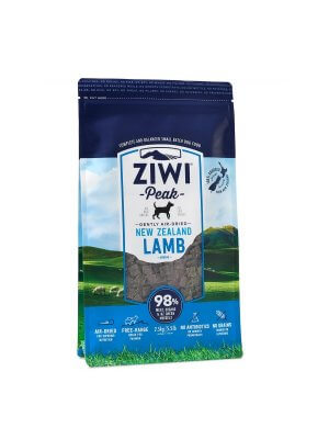 Ziwi Peak pies lamb 2,5kg - sucha karma dla psów z jagnięciną