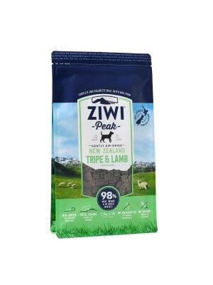 Ziwi Peak pies tripe&lamb 2,5kg - sucha karma dla psów z żwaczem i jagnięciną