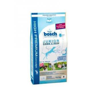 Bosch HPC Junior Jagnięcina z Ryżem 3 kg
