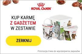 Royal Canin z gadżetem!