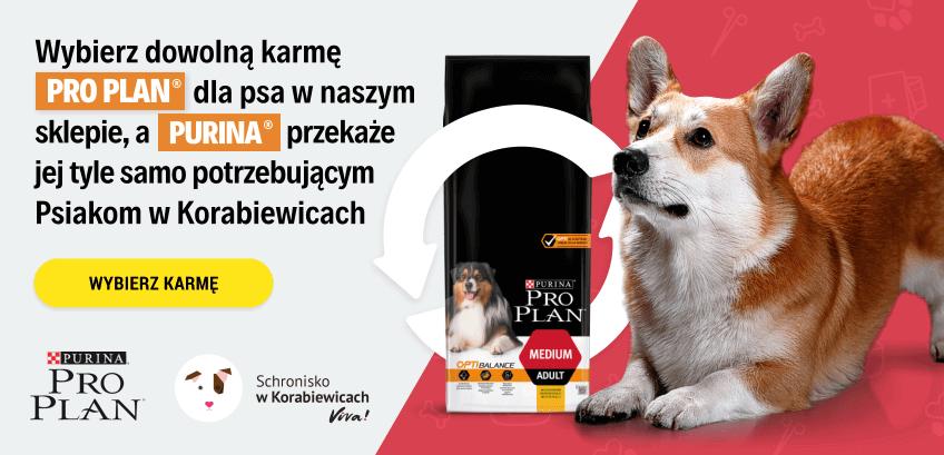 Sklep Karmimy Psiaki - #KarmaWraca z Purina Pro Plan