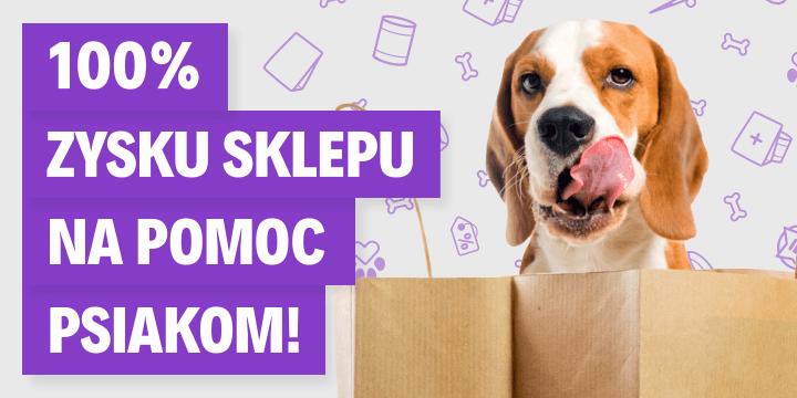 Sklep Karmimy Psiaki - Fundacja KarmimyPsiaki.pl