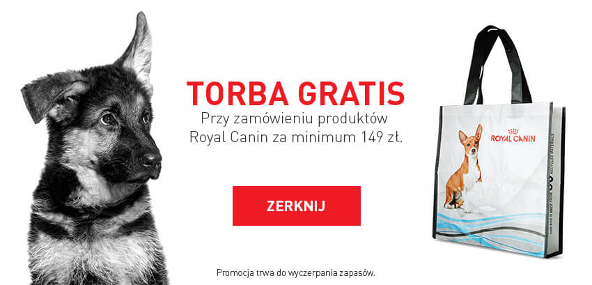 Torba Royal Canin Gratis v2